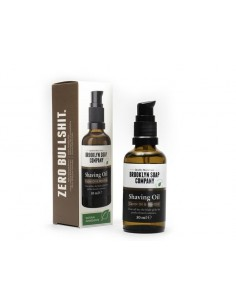 Brooklyn Soap Save Oil Aceite de Afeitado