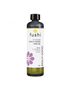 Really Good Hair Oil (Aceite para el Cabello Realmente Bueno). Fushi