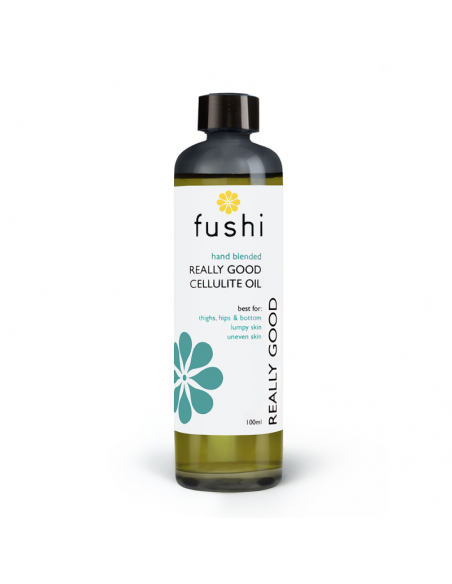 Really Good Cellulite Oil (Aceite Anticelulítico Realmente Bueno). Fushi