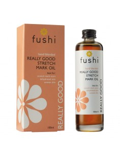 Really Good Strech Mark Oil (Aceite Anti Estrías Realmente Bueno). Fushi