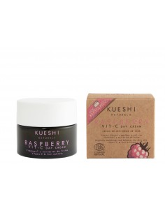 Crema de Día con Vit. C. Super Fruit Vit. C Day Cream. Kueshi Naturals