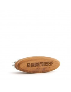 Brooklyn Soap Beard Brush